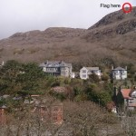 Barmouth hill view