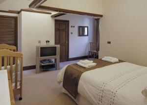 Penbryn Mynach bedroom