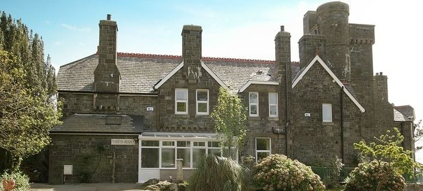 Barmouth self catering holiday cottage